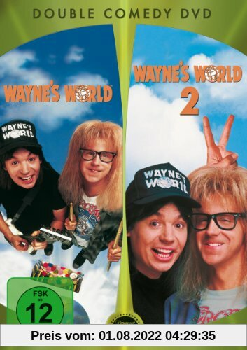 Wayne's World / Wayne's World 2 [2 DVDs] von Mike Myers