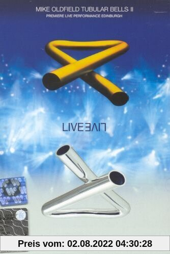Mike Oldfield - Tubular Bells 2 & 3 live von Mike Newman