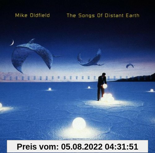 The Songs of Distant Earth von Mike Oldfield