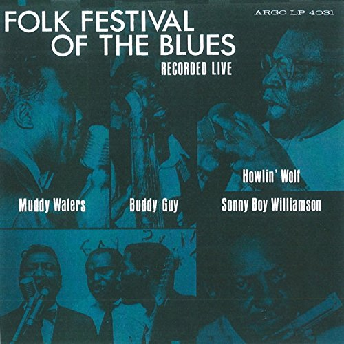 Folk Festival of the Blues [Li von Universal Japan