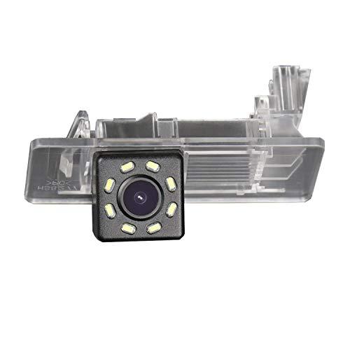 R/ückfahrkamera fahrzeugspezifische Kamera unauff/ällig integriert in der Kennzeichenbeleuchtung Bulli Nummernschildbeleuchtung f/ür Land Cruiser 120 Series Prado