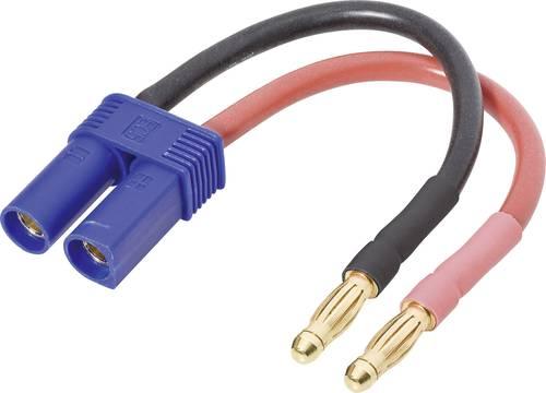 Lang 4mm Stecker Bananenstecker//Verbindungen zu Dc Futaba Kabel // 2.5mm