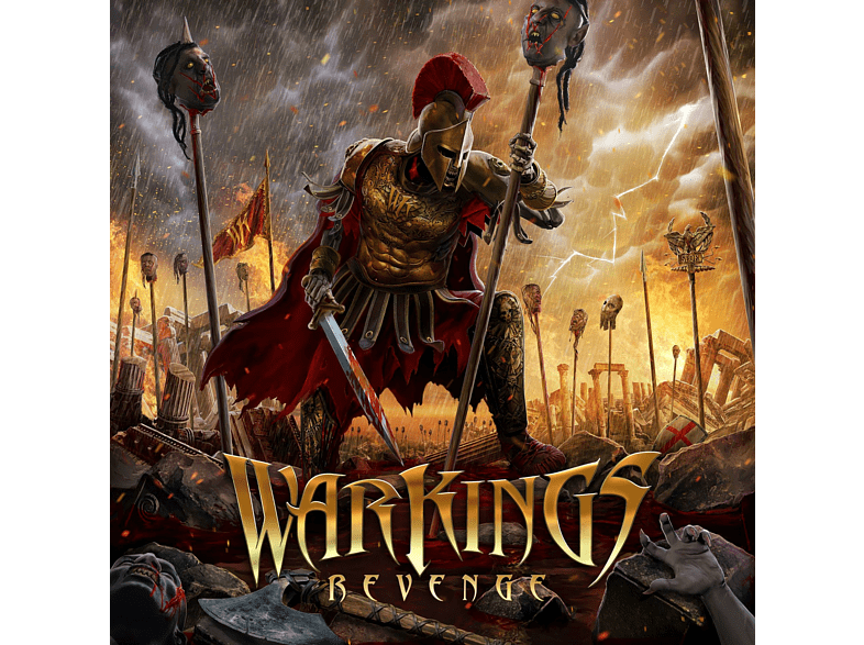 Warkings - Revenge [CD] von NAPALM RECORDS