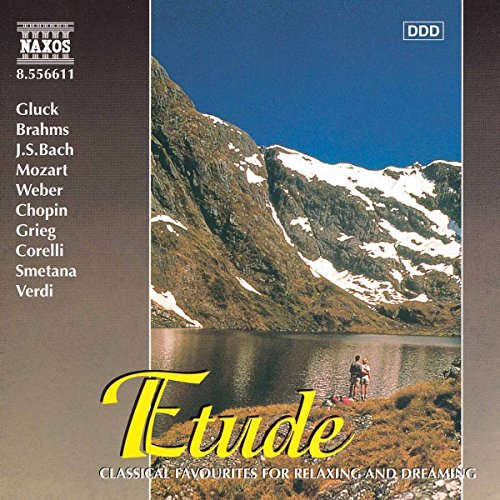 Etude - Classical Favourites for Relaxing and Dreaming von NAXOS