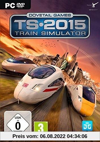 Train Simulator 2015 - Railworks 6 von NBG