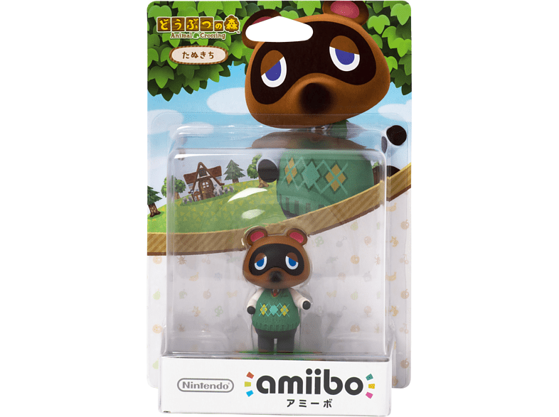 Animal Crossing Tom Nook von NINTENDO