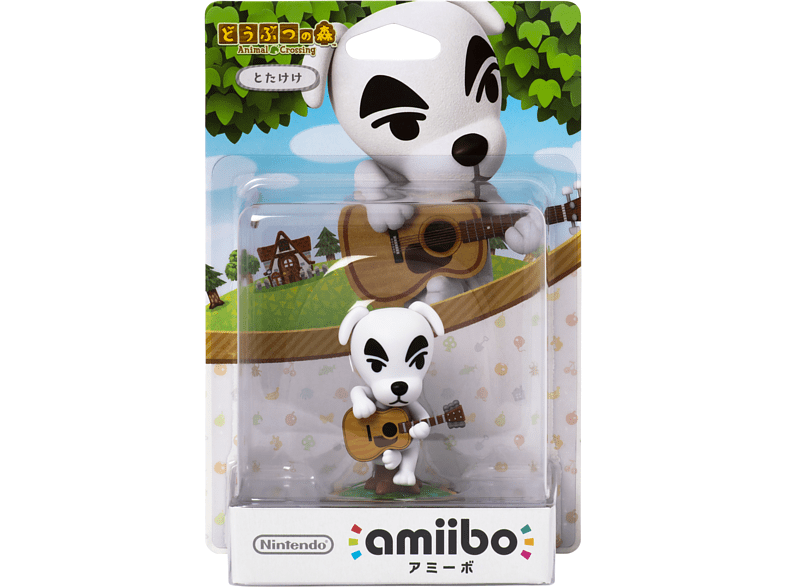 NINTENDO Animal Crossing K. K. Slider Spielfigur von NINTENDO