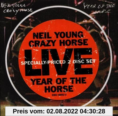 Year of the Horse (Live) von Neil Young