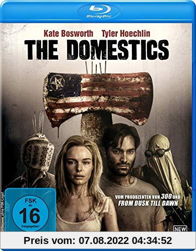The Domestics [Blu-ray] von Nelson, Mike P.