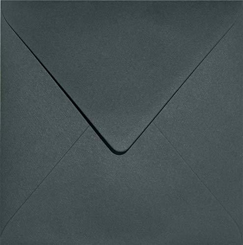 ohne Fenster Taufe Netuno 25 Blau C6 Briefumschl/äge 114x162mm Weihnachten Gru/ßkarten Sirio Color Blu ideal f/ür Hochzeit Spitzklappe Briefkarten 115g Einladungen Geburtstag