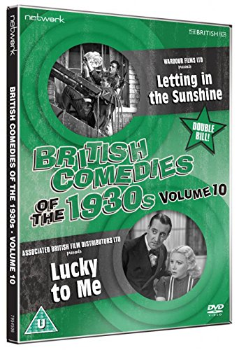British Comedies of the 1930s 10 [DVD] [UK Import] von Network