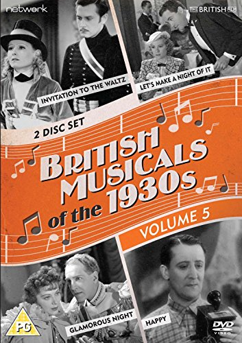 British Musicals of the 1930s Vol. 5 [DVD] [UK Import] von Network