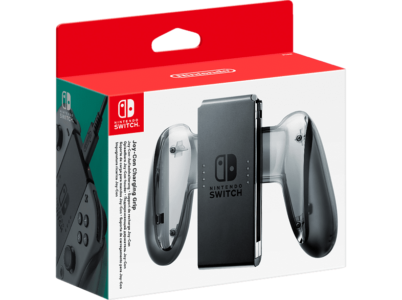 NINTENDO Switch Joy-Con- Nintendo Switch Ladestation, Grau von NINTENDO