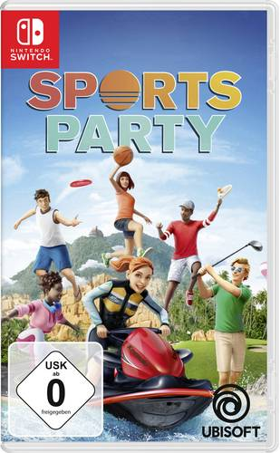 Nintendo Switch Sports Party Switch USK: 0 von Nintendo