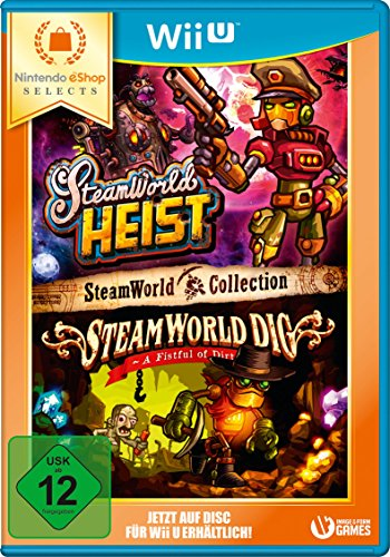 SteamWorld Collection Nintendo - eShop Selects - [Wii U] von Nintendo