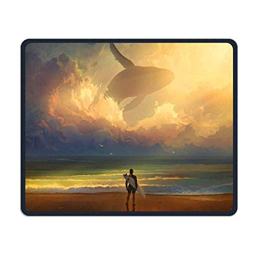 Dream Gaming Mouse Pad Custom Design Non-Slip Rubber Mouse Mat for Desk,Laptop von Nizefuture