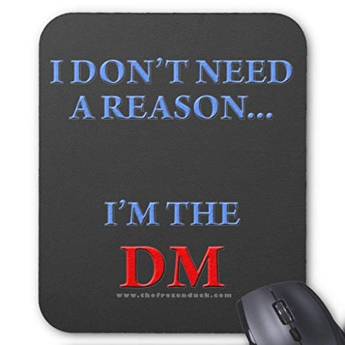 I'm the Dm Mouse Pad von Nizefuture