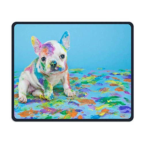Naughty Dog Gaming Mouse Pad Custom Design Non-Slip Rubber Mouse Mat for Desk,Laptop von Nizefuture