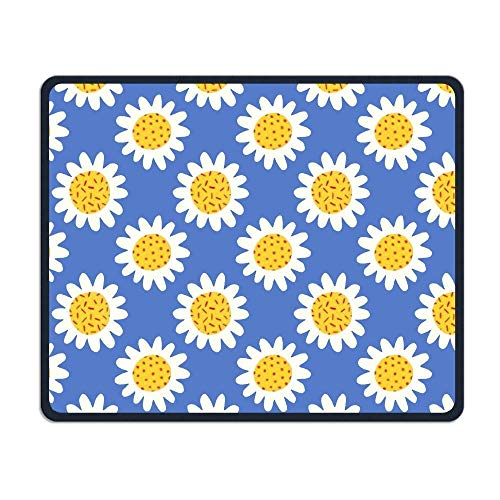 Sunflower Gaming Mouse Pad Custom Design Non-Slip Rubber Mouse Mat for Desk,Laptop von Nizefuture
