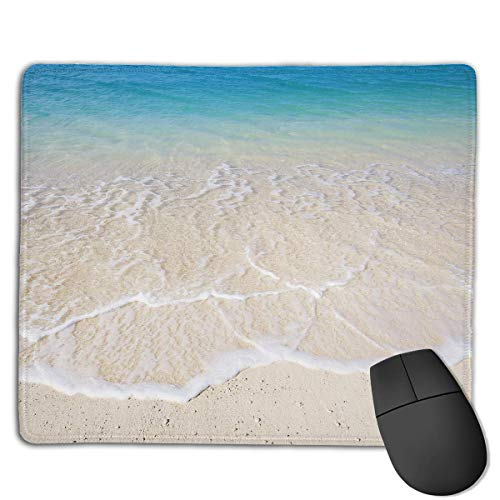 Wave Fine Sand Locking Mouse Pad Anti-Slip Personality Gaming Rubber Mousepads von Nizefuture
