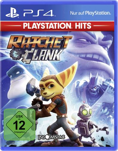 Ratchet & Clank PS4 USK: 12 von No Name (foreign brand)