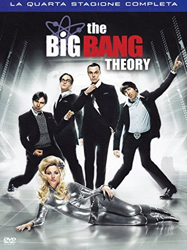 The big bang theory Stagione 04 [3 DVDs] [IT Import] von No Name