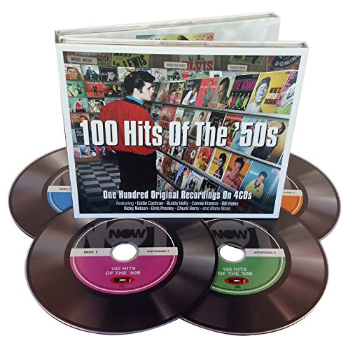 100 Hits of the '50s von CD