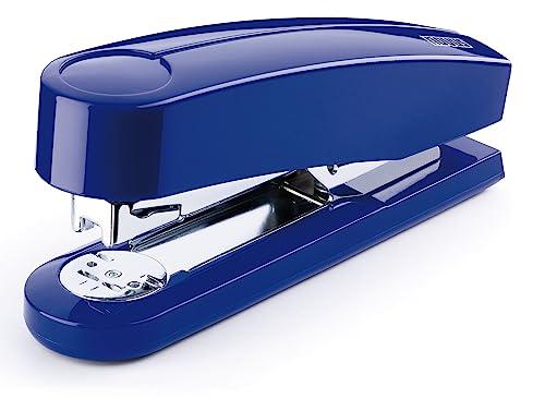Esselte Leitz Büroheftgerät NeXXt 25 Blatt blau mit Heftklammern Tacker Hefter