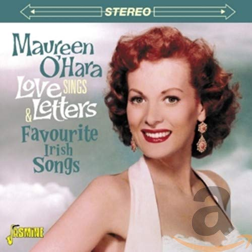 Sings Love Letters and Favourite Irish Songs von O'Hara, Maureen