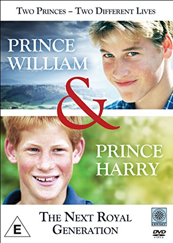 Prince William And Prince Harry: The Next Royal Generation [DVD] [UK Import] von Odyssey/Fremantle