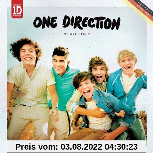 Up All Night (Germany Edition) von One Direction