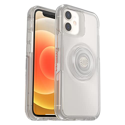 OtterBox Pop Symmetry Clear Apple iPhone 12 Mini 77-65760 transparent von OtterBox