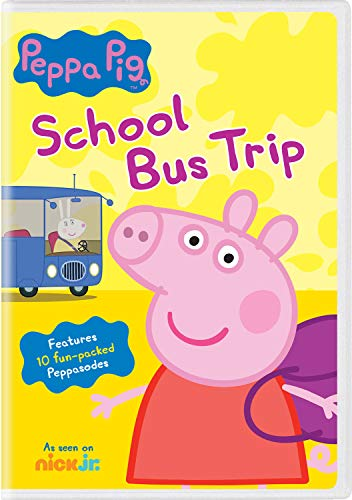 Peppa Pig: School Bus Trip [DVD] [Import] von 20th Century Fox