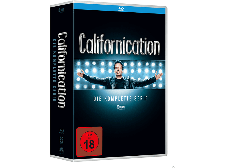 Californication - die komplette Serie Blu-ray von PHE
