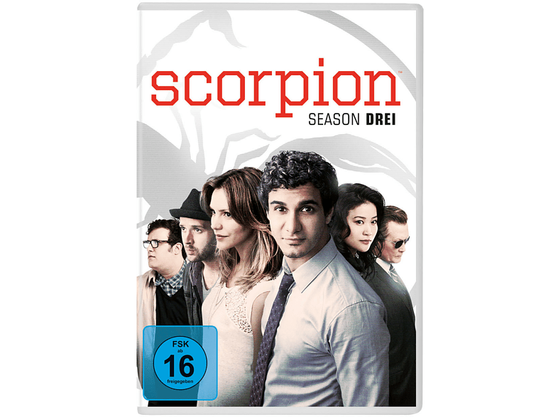 Scorpion - Season 3 [DVD] von PHE