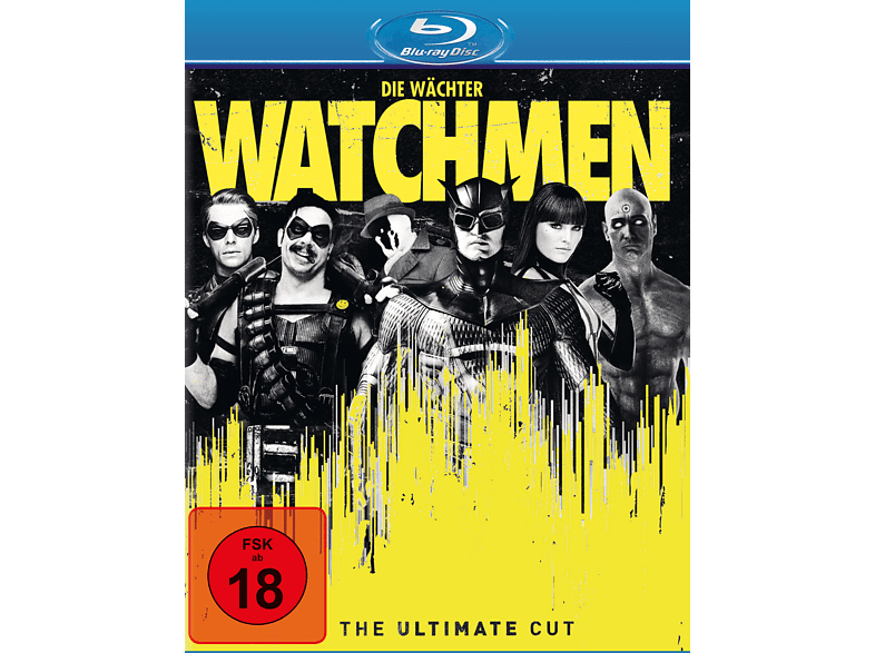 Watchmen-Ultimate Cut Blu-ray von PHE