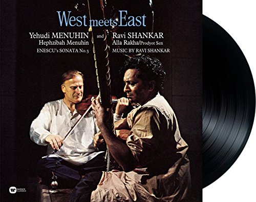 West Meets East [Vinyl LP] von PLG UK CLASSICS, WARNER CLASSICS, LP CLASSICA, INDIA,