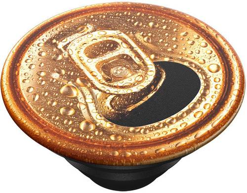 POPSOCKETS Crack a Cold One Handy Ständer Bronze von Popsockets