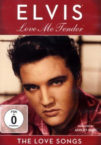 Elvis Presley - Love Me Tender/The Love Songs von PRESLEY,ELVIS