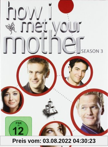 How I Met Your Mother - Season 3 [3 DVDs] von Pamela Fryman