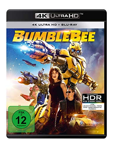 Bumblebee (4K Ultra HD) (+ Blu-ray 2D) von Universal Pictures Video