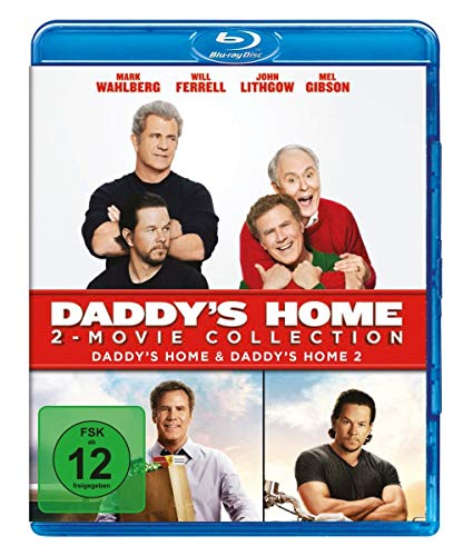 Daddy's Home 1 + 2 [Blu-ray] von Paramount Home Entertainment