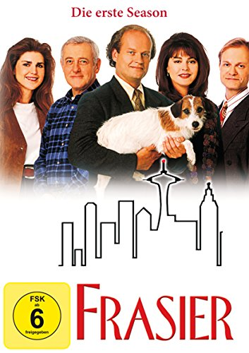 Frasier - Die erste Season [4 DVDs] von Paramount Home Entertainment