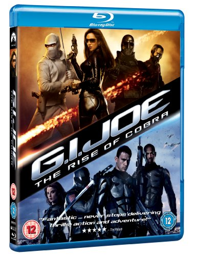 G.I. Joe - The Rise of The Cobra [Blu-ray] [UK Import] von Paramount Home Entertainment