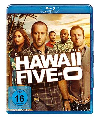 Hawaii Five-0 (2010) - Season 8 [Blu-ray] von Paramount Home Entertainment