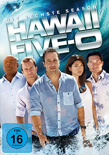 Hawaii Five-0 - Season 6 [6 DVDs] von Paramount