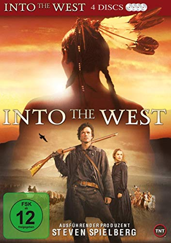Into the West [4 DVDs] von Paramount Home Entertainment