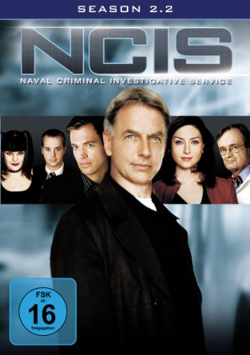NCIS - Season 2, 2.Teil [3 DVDs] von Paramount Home Entertainment