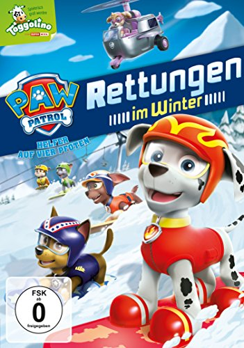 Paw Patrol - Rettungen im Winter von Paramount Home Entertainment