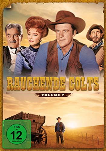 Rauchende Colts - Volume 7 [6 DVDs] von Paramount Home Entertainment
